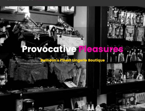 Provocative Pleasures – Swindon Lingerie Worpress & WooCommerce